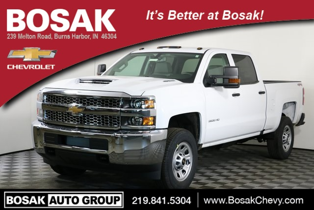 New 2019 Chevrolet Silverado 3500hd Work Truck 4d Crew Cab In Burns